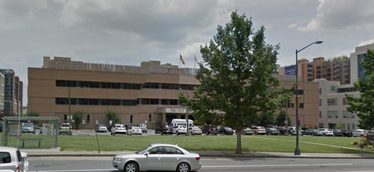 DC Housing Authority bldg