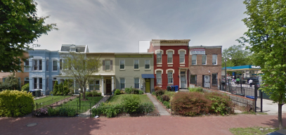 1720 1722 New Jersey Avenue NW to be razed 2015 09