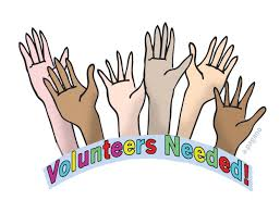 volunteers needed image