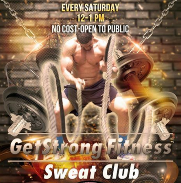 GetStong Fitness Sweat Club