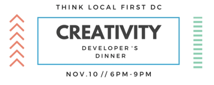 Think Local First developer dinner 2015 11 10