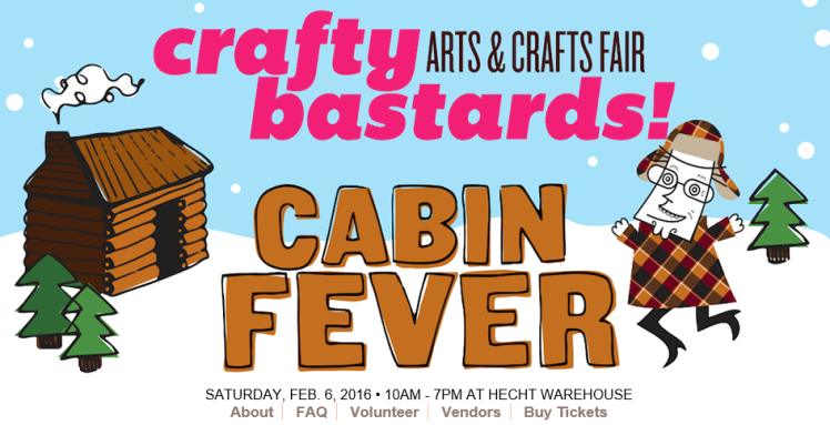 Crafty Bastards 2016 logo