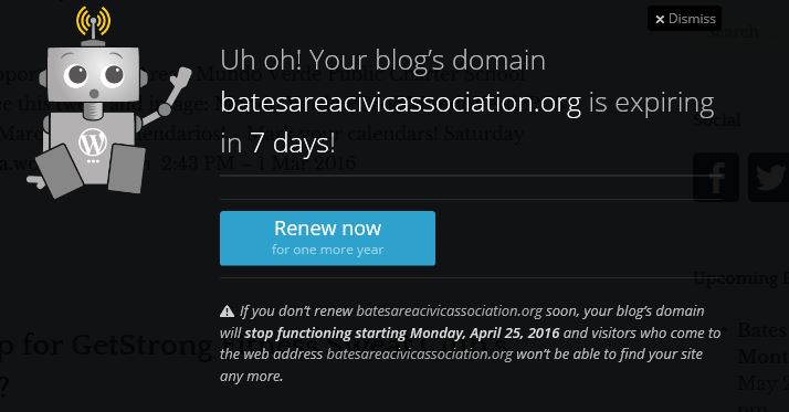 Bates blog expiringin in 7 days 2016 04 16