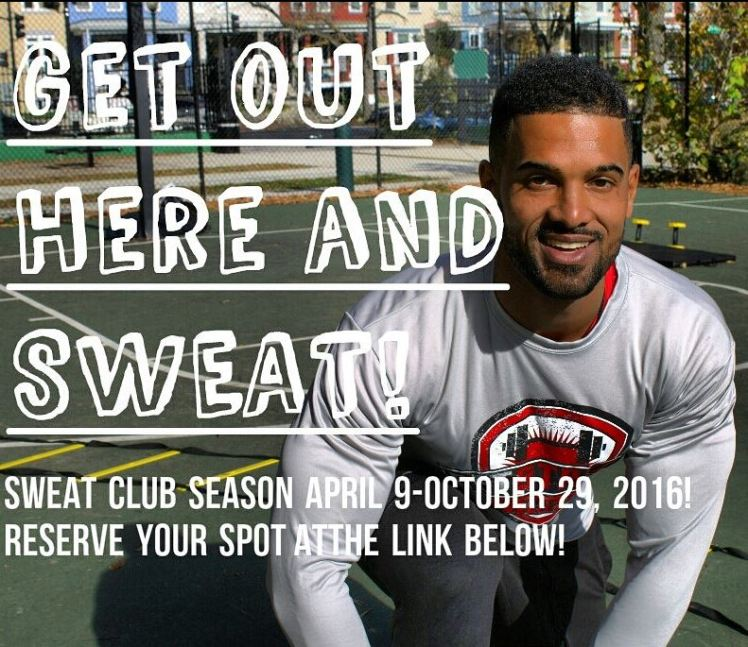 GetStrong Fitness Sweat Club Get Out Here and Sweat 2016 04 03