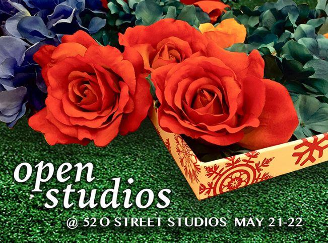 52 O Street Studios SPring 2016 Open Studios image #3