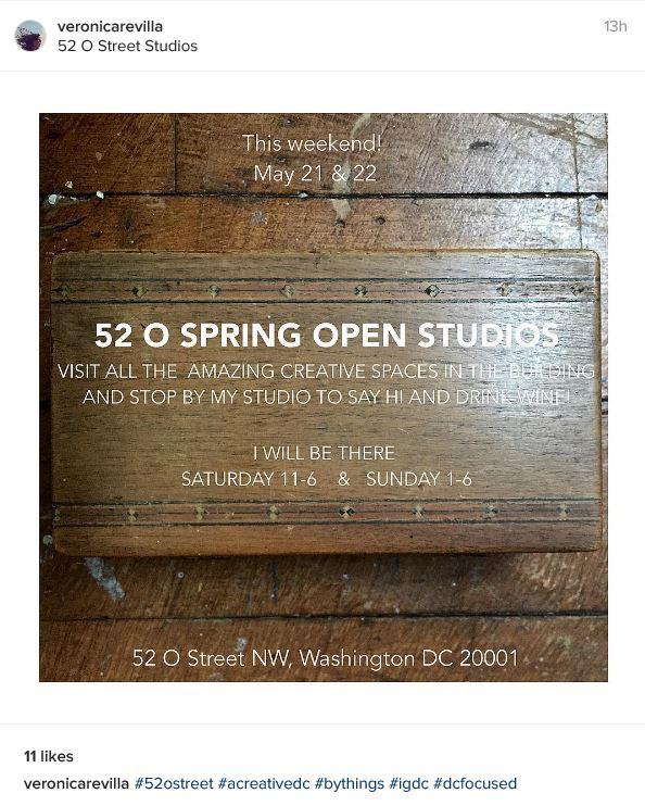 52 O Street Studios SPring 2016 Open Studios image #8