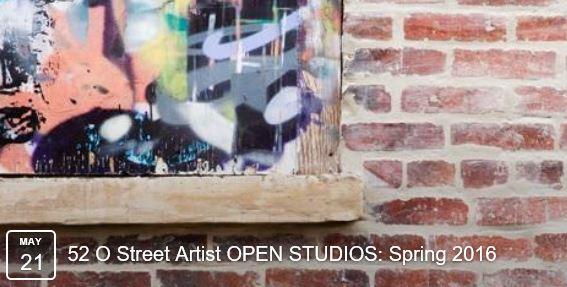 52 O Street Studios Spring 2016 Open Studios
