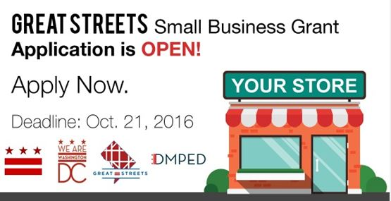 DC Great Streets Small Biz Application 2016 10