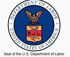 Dept of Labor logo