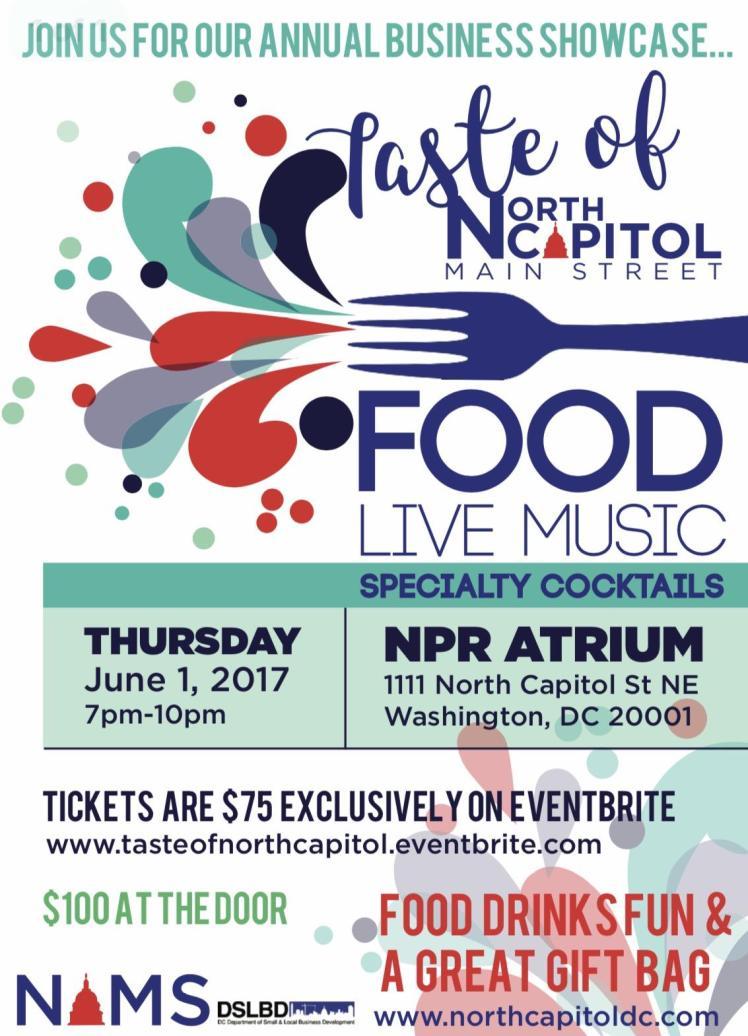 North Capitol Main Street 2017 06 01