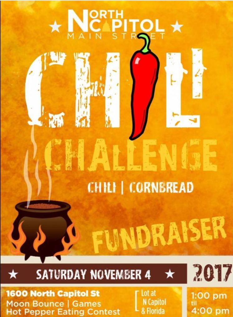 North Capitol Main Street chili cookoff 2017 11 04