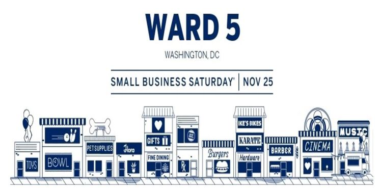 Shop Small 2017 Ward 5