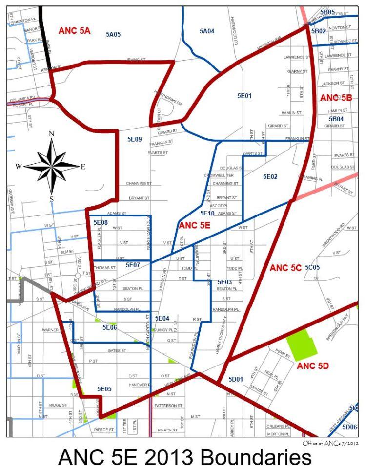 ANC5E SMD map