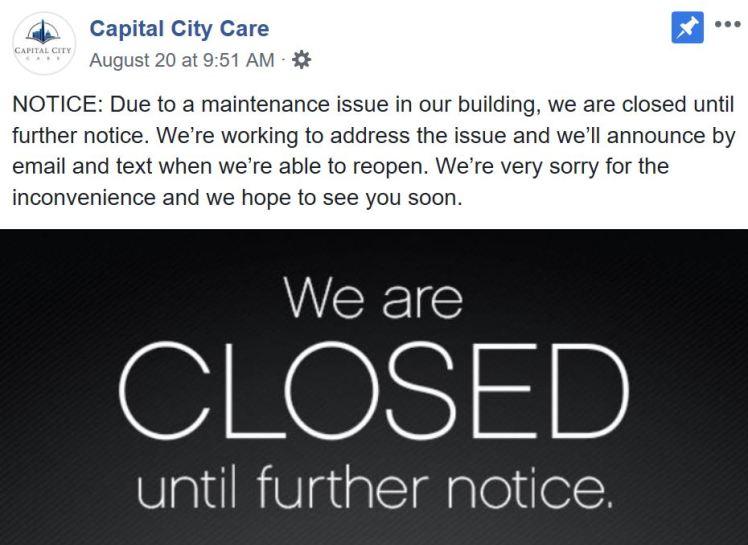 Capital City MMJ 2018 08 20
