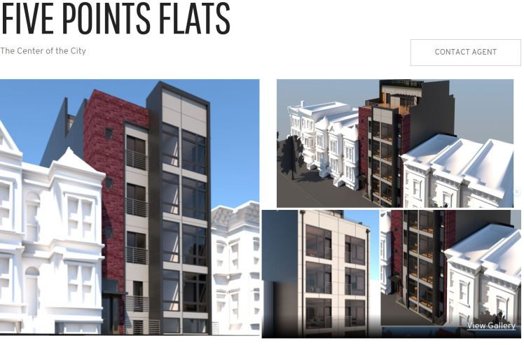 Five Point Flats