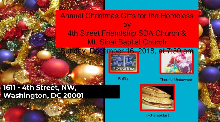 4th Street-Friendship SDA church 2018 12 16