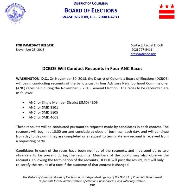 ANC5E05 vote recount 2018 11 28
