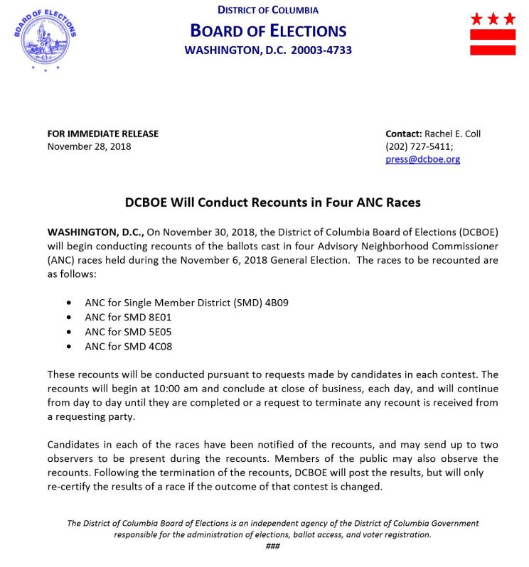 ANC5E05 vote recount 2018 11 28
