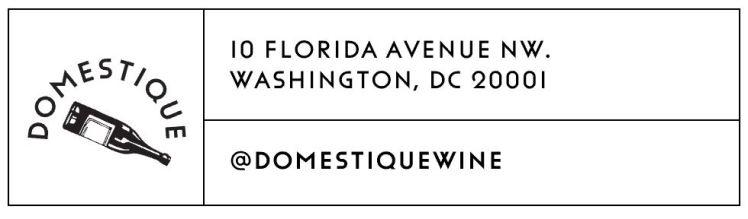 domestique wine