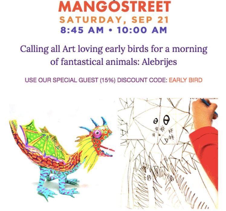 Mango Street 2019 09 21